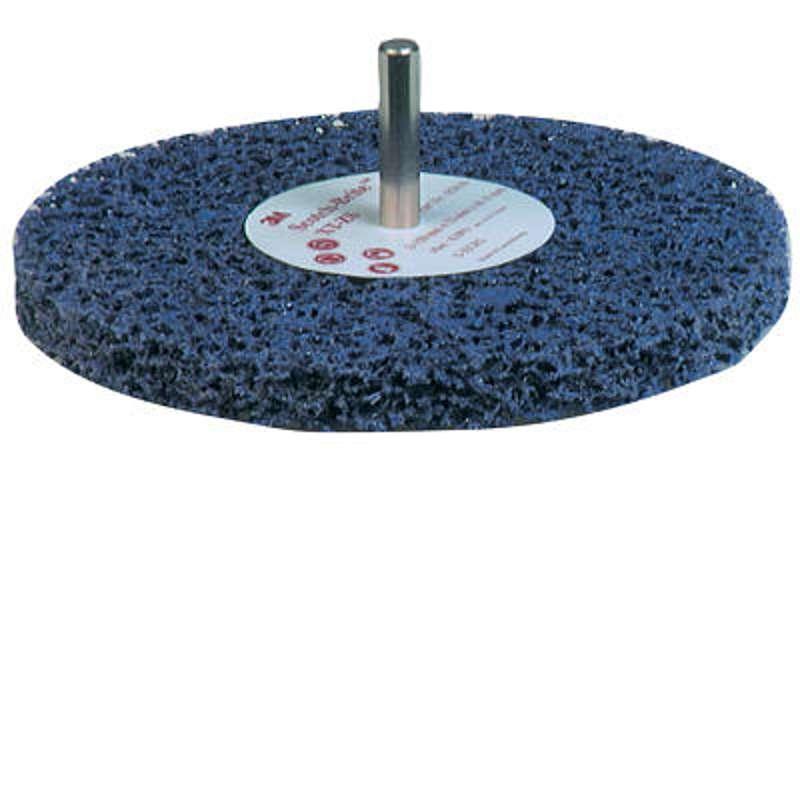 Clean and Strip™ Зачистные пурпурные круги