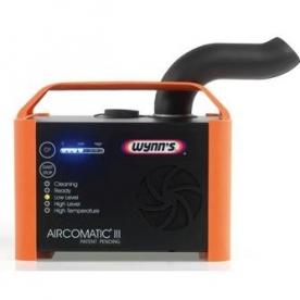 Aircomatic® III  Установка для очистки системы кондиционирования и устранения неприятных запахов в салоне автомобиля.