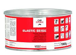 Полиэфирная шпатлевка elastic бежевая (2 кг)