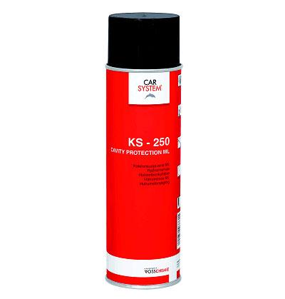 Аэрозольный восковой состав для защиты скрытых полостей ks-250