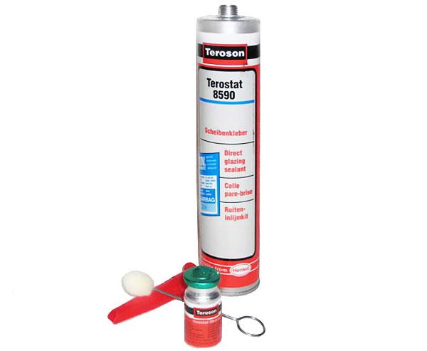 TEROSTAT 8590 SET Набор для вклейки стёкол (4-6 часов) 1шт / уп12