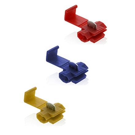 Коннекторы с гильотиной