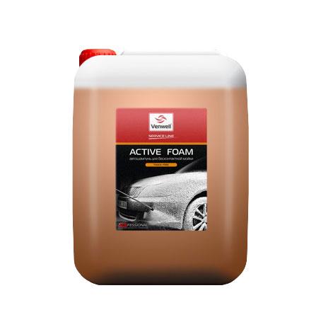 VW-SL-015RU Автошампунь для бесконтактной мойки Active Foam 20л. (23кг.)