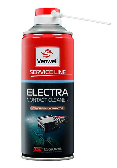 VW-SL-023RU Очиститель контактов Electra