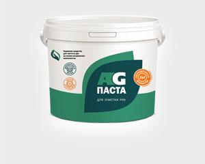 Паста для рук AG-pasta с натуральными компонентами