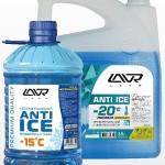 Незамерзающий омыватель стекол -25°С Anti-ice Premium 3,9 л