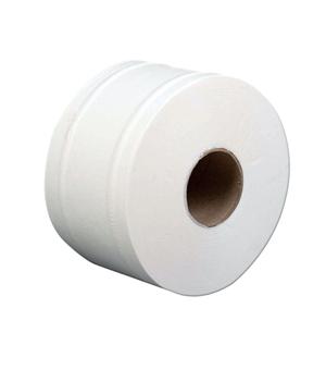 5036904 Туалетная бумага Focus Mini Jumbo, 2сл, 170м, (рул.) 12шт уп.