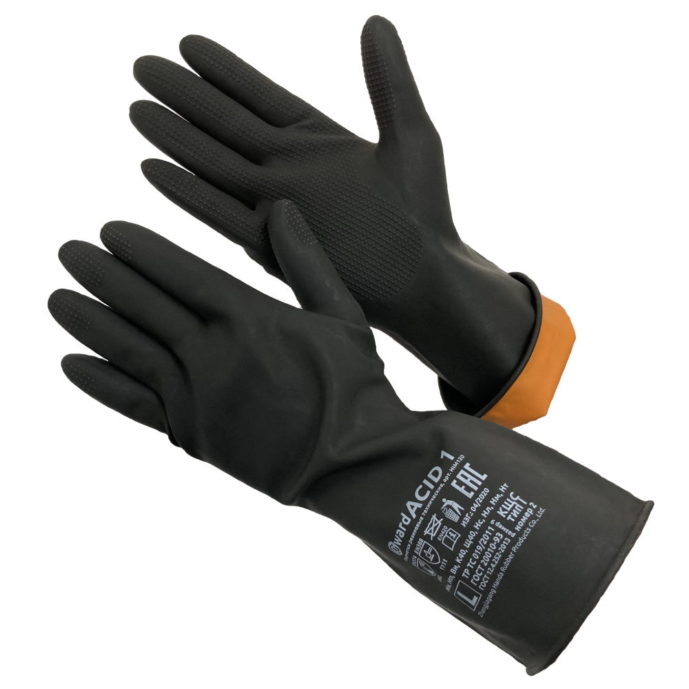 Резиновые перчатки Мойщика