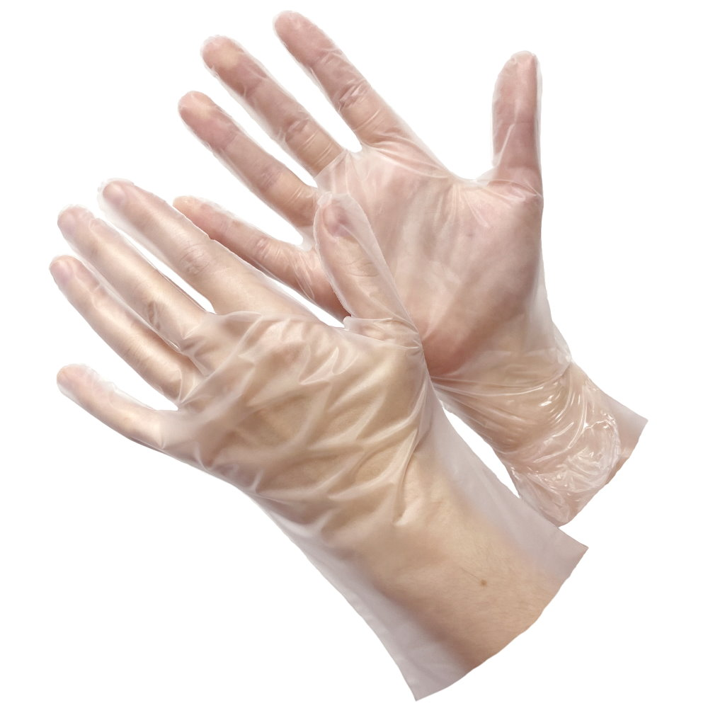 Перчатки из термопластэластомера