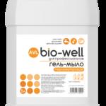 Гель-мыло перламутровое Bio-Well 5л.