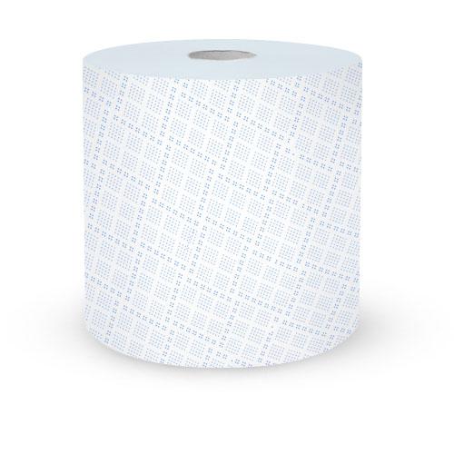 5043341 Индустриальное полотенце для рук 33x35 Протирочный материал в рулонах 2сл. 1000отр.