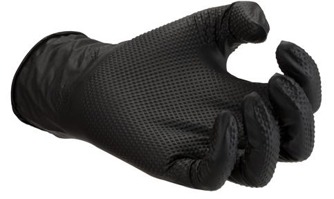Перчатки Ideall Grip одноразовые нитриловые, 50 шт.