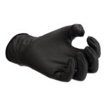 Перчатки Ideall Grip одноразовые нитриловые, 50 шт. (черные)