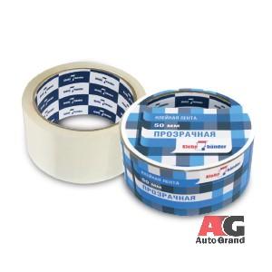 Клейкие ленты 50 мм для ручной упаковки