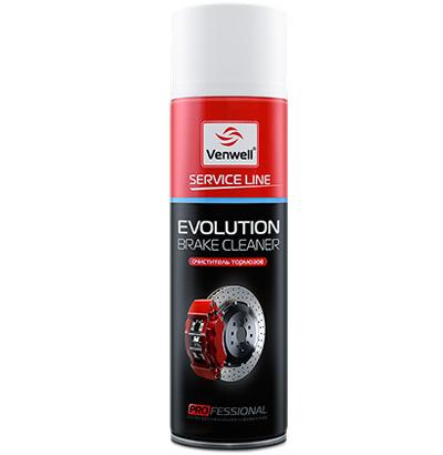 VW-SL-003RU Очиститель тормозов EVOLUTION 500 мл.